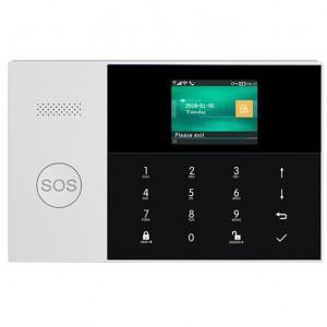 Bộ Báo Động Chống Trộm Thông Minh GP01-3G Qua Wifi/Sim GSM/3G