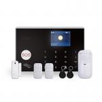 Bộ Báo Động Chống Trộm Qua WIFI + Sim GSM HS18