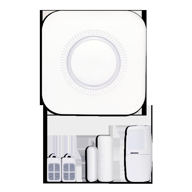 Bộ Báo Động Chống Trộm Thông Minh Điều Khiển Qua Wifi I5