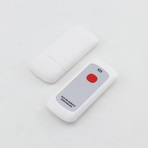 Remote không dây 300m trắng 1 nút SK60-1